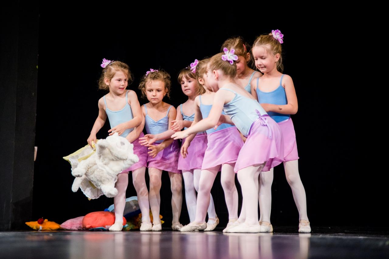 Balet pro děti